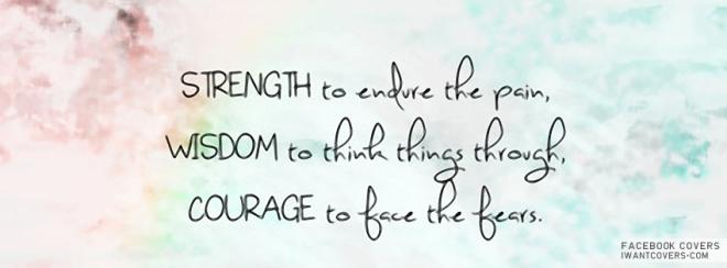 Strength-Wisdom-Courage